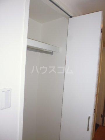 ジラソーレ 202号室の収納