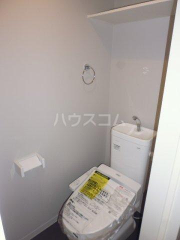 ジラソーレ 202号室のトイレ