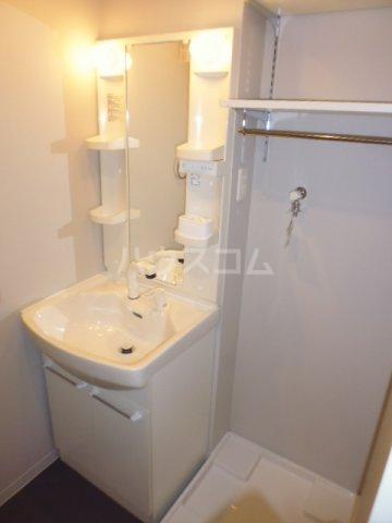 ジラソーレ 202号室の洗面所