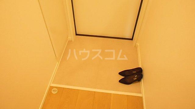 ジラソーレ 202号室の玄関