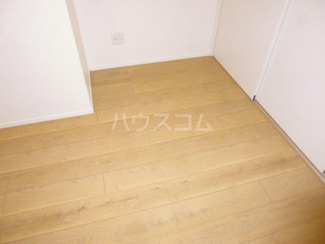 ジラソーレ 202号室のベッドルーム
