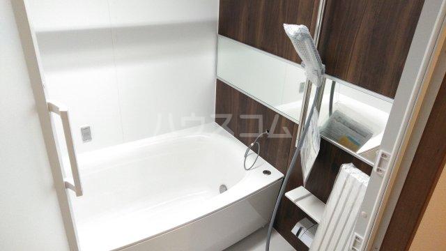 グランレブリー桂川グレイスレジデンス 206号室の風呂