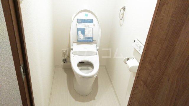 グランレブリー桂川グレイスレジデンス 206号室のトイレ