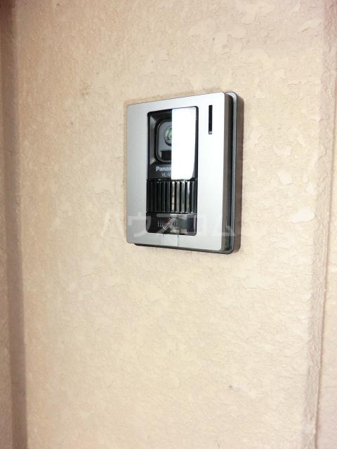 アヴニールふじわら 408号室のセキュリティ