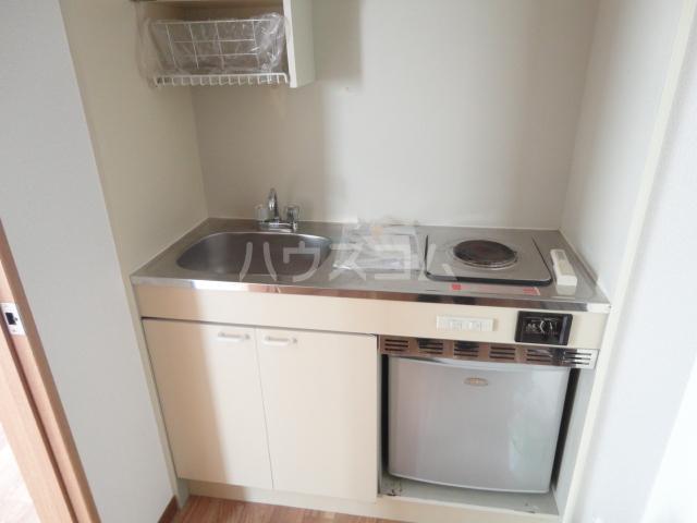 ファロス 202号室のキッチン