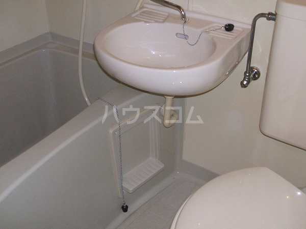 ファロス 202号室のトイレ