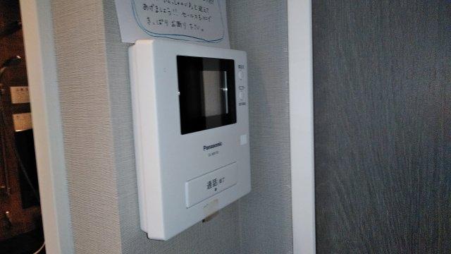 レナジア和泉府中 402号室のセキュリティ