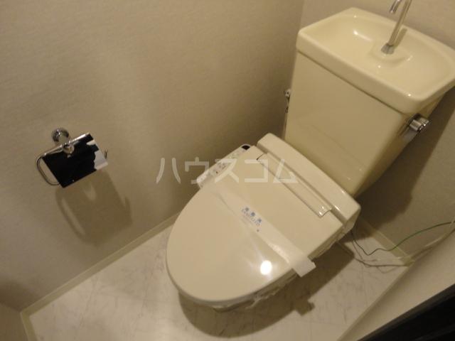 ルナパリス 202号室のトイレ