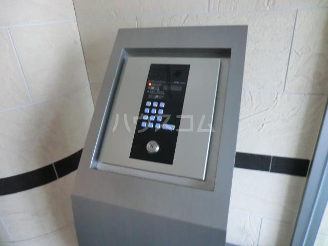 ルナパリス 202号室のセキュリティ