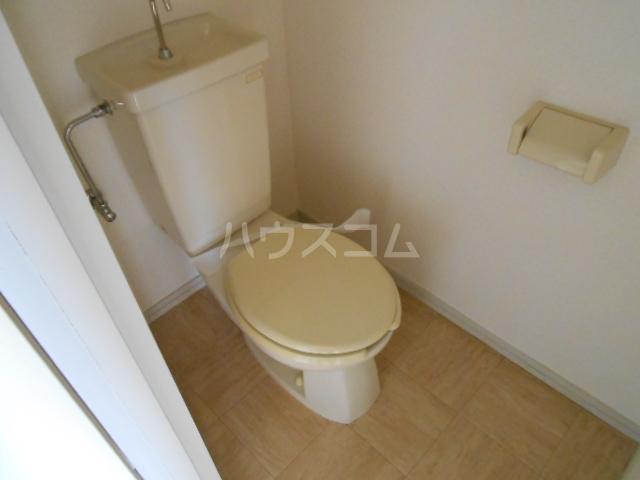 サニーヒル 101号室のトイレ