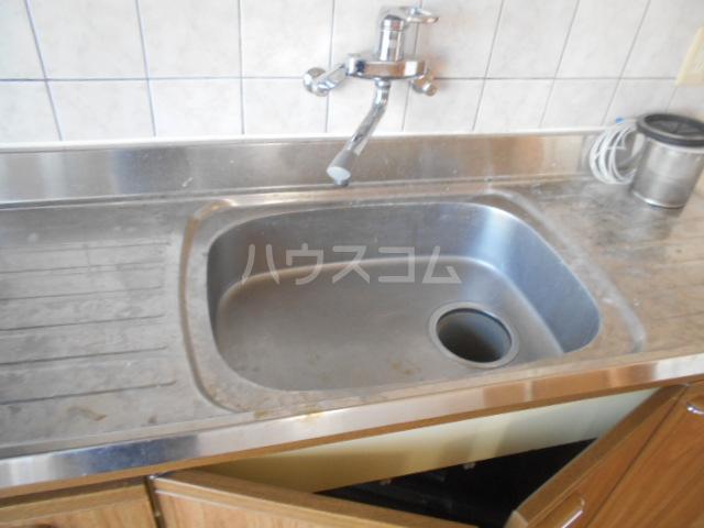 名瀬マンション 203号室の洗面所