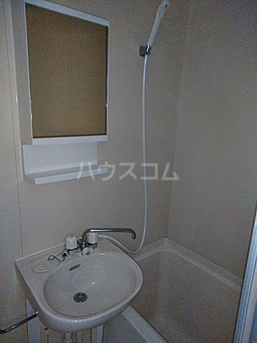 プレステージ洋光台 102号室の風呂
