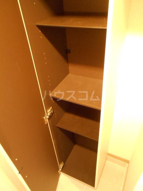 ヴィラブラウ 202号室の収納