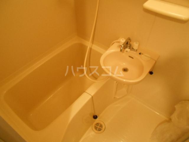 ヴィラブラウ 202号室の風呂