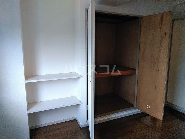 アピカル千王 205号室の収納