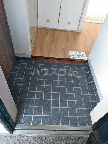 アピカル千王 205号室の玄関