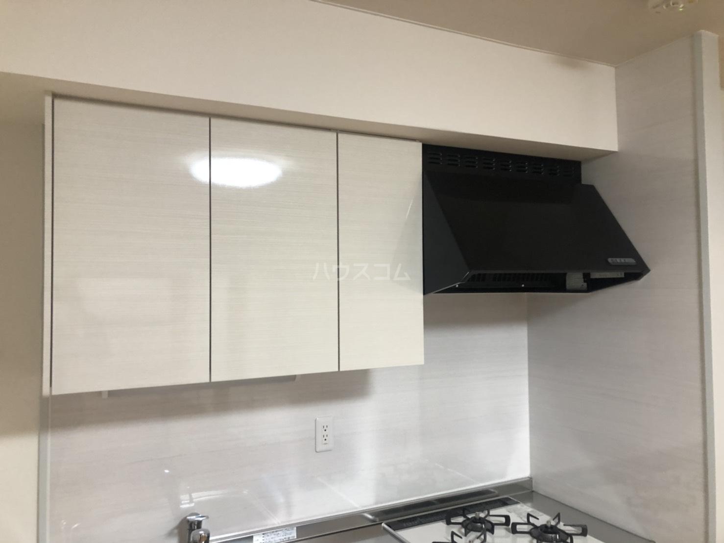 アピカル千王 405号室のキッチン