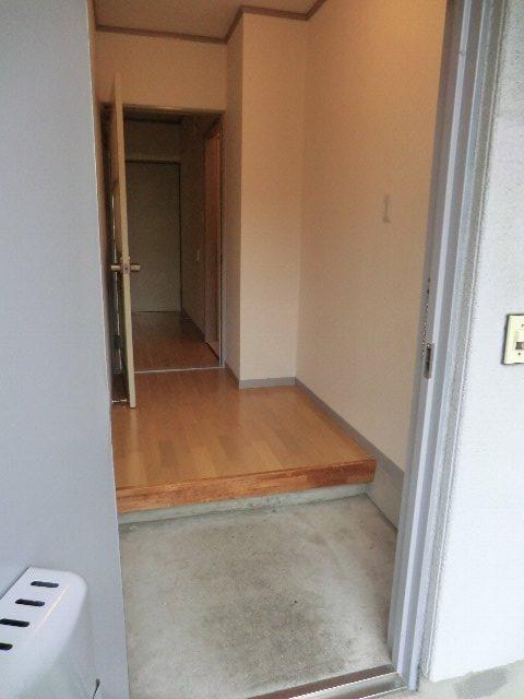セーフティーハイム 101号室の玄関