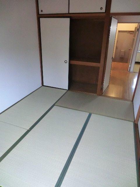 セーフティーハイム 101号室の居室