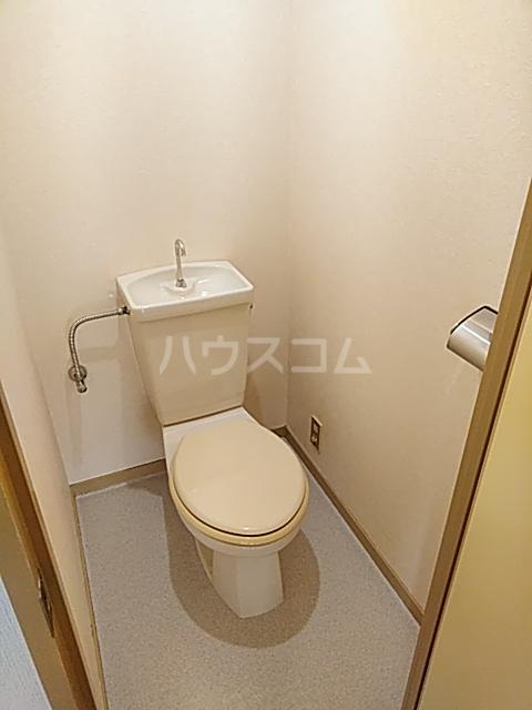 大豊マンション 103号室のトイレ