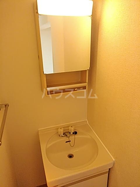 大豊マンション 103号室の洗面所