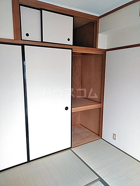 大豊マンション 103号室の収納