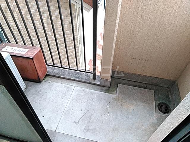 大豊マンション 305号室のバルコニー