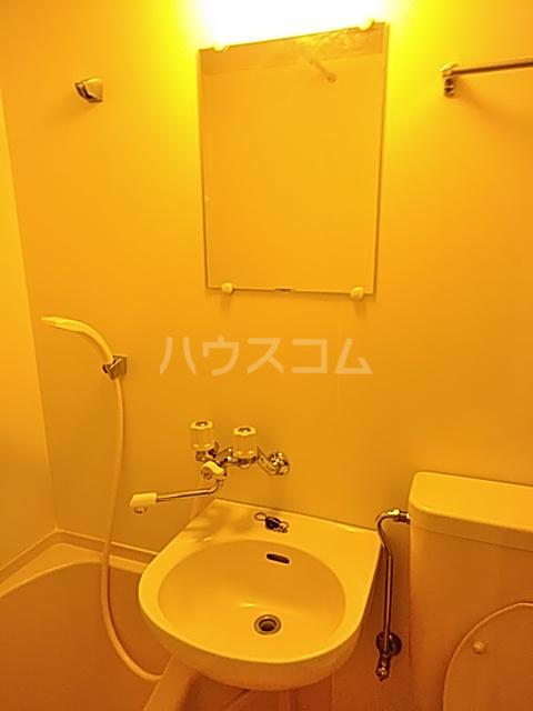 大豊マンション 305号室の洗面所