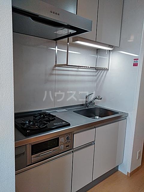 セジュール セレス 201号室のキッチン