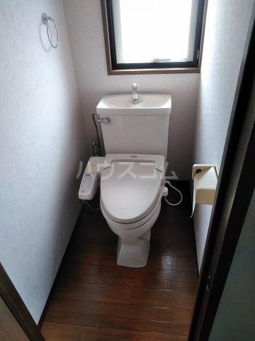ファティリティ稲沢 2号棟 241号室のトイレ