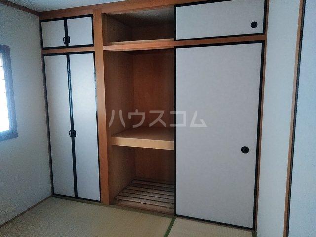 ファティリティ稲沢 2号棟 241号室の収納