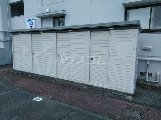 ファティリティ稲沢 2号棟 241号室の設備