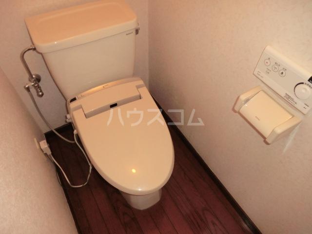 伊藤ハイム 201号室のトイレ