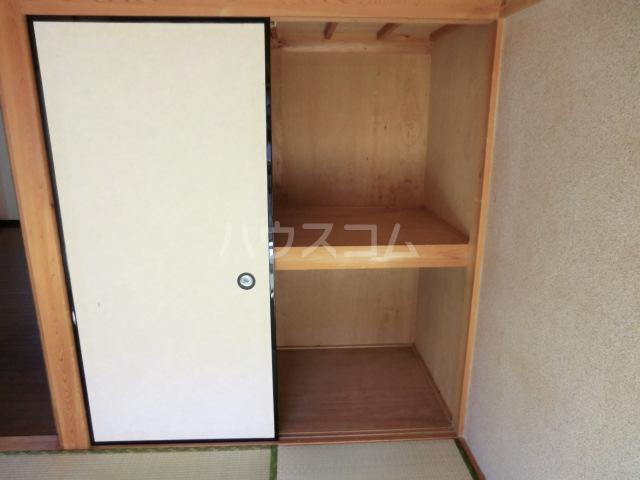 伊藤ハイム 201号室の収納