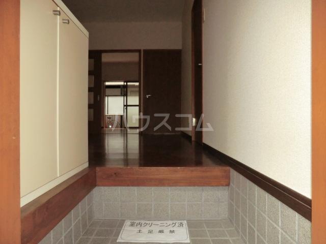 伊藤ハイム 202号室の玄関