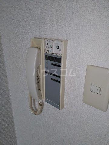 桜フラッツ 204号室のセキュリティ