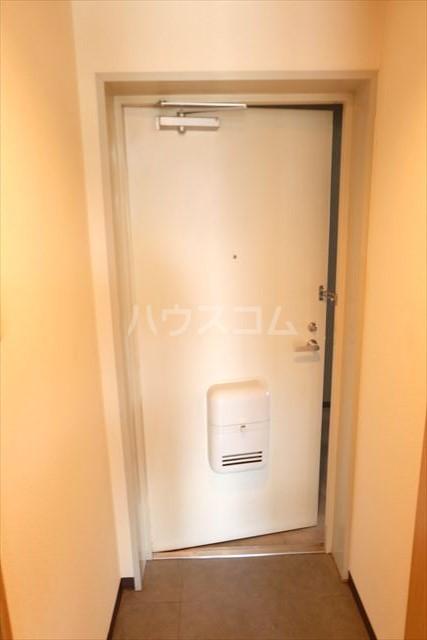 桜フラッツ 402号室の玄関