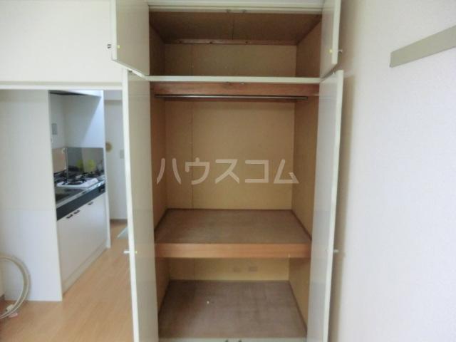 カーサ武蔵 107号室の収納