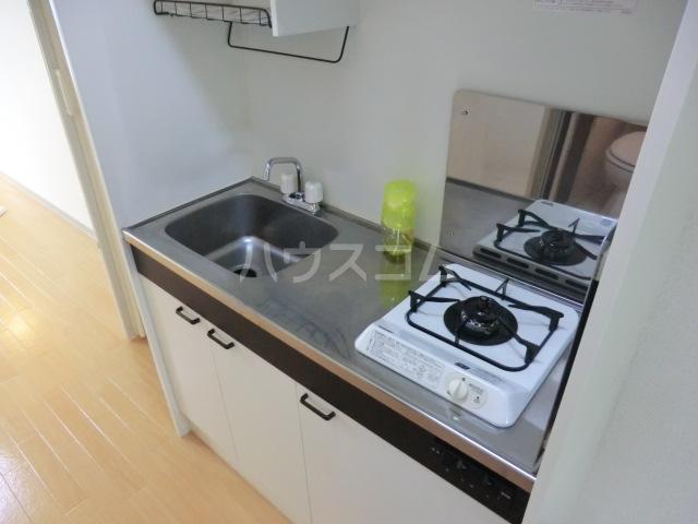 カーサ武蔵 107号室のキッチン