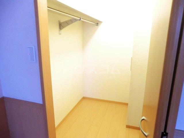 サンビレッジⅡ 202号室の収納