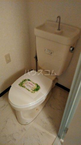 アーバンライフ若海 207号室のトイレ