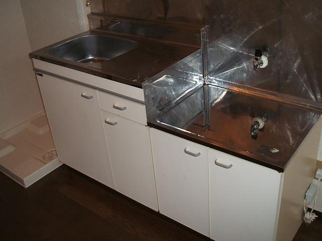 ハイムエスポワール 310号室のキッチン
