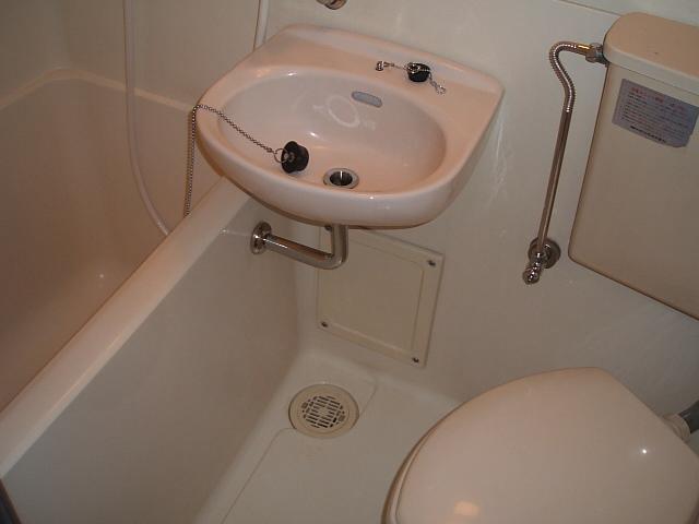 ハイムエスポワール 310号室の風呂