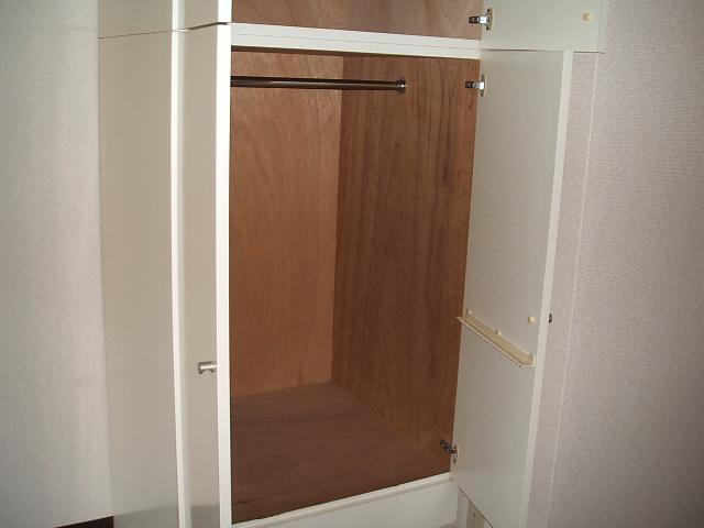 ハイムエスポワール 310号室の収納