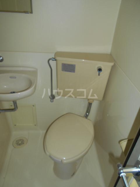 ハイムエスポワール 310号室のトイレ
