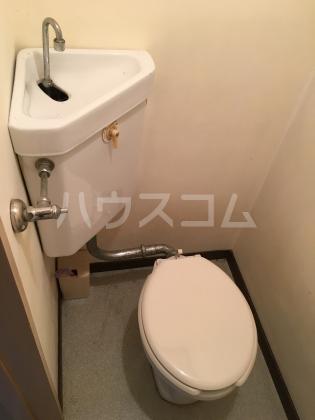 陽光台ハイツ 203号室のトイレ