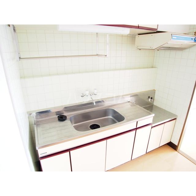 渋正第2ハイツ 302号室のキッチン