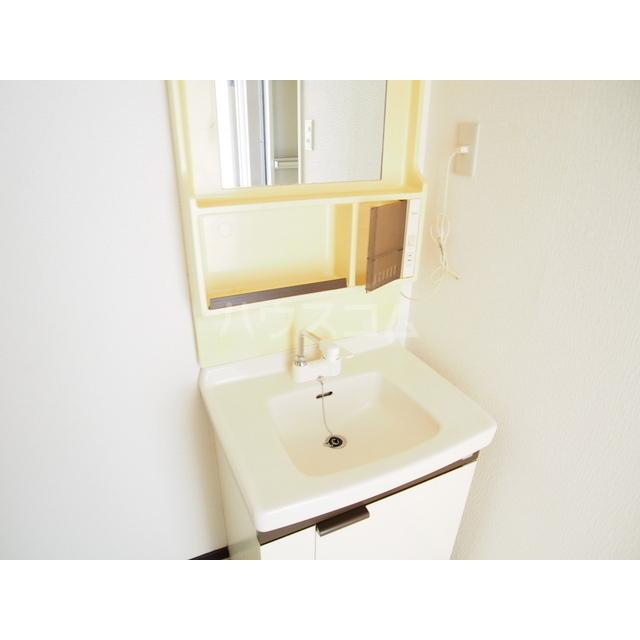 渋正第2ハイツ 302号室の洗面所