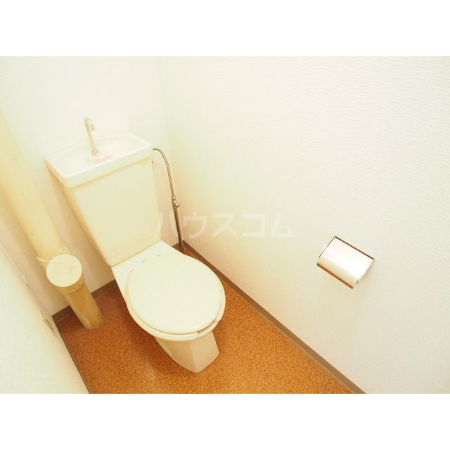 渋正第2ハイツ 302号室のトイレ