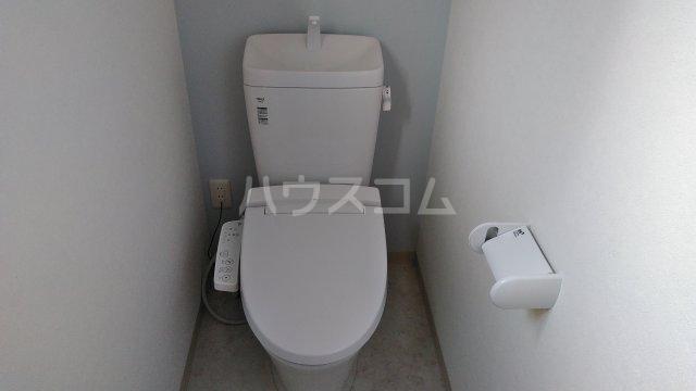 リヴィエールのトイレ